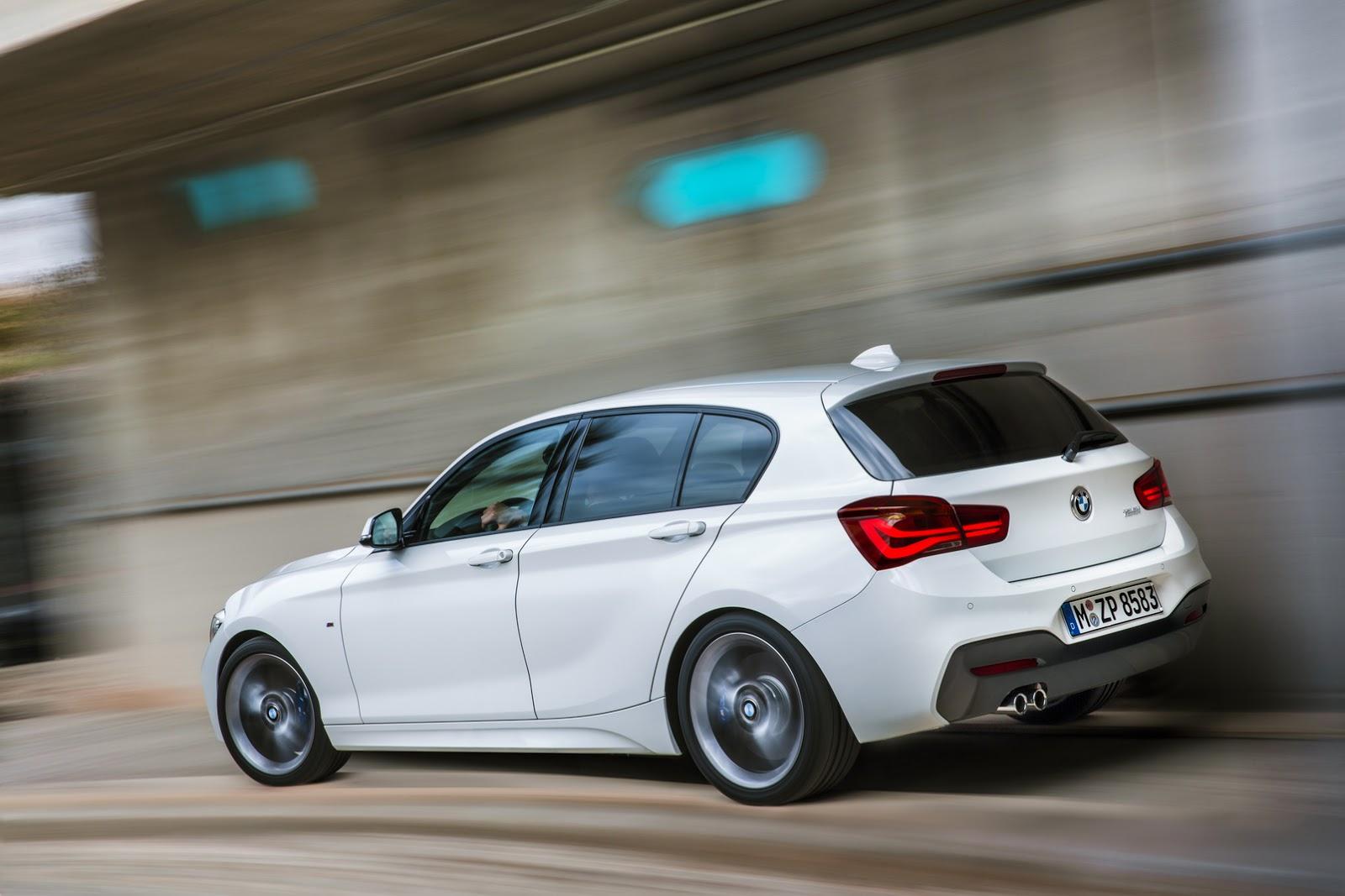 BMW Seria 1 facelift 2015 - floteauto 5