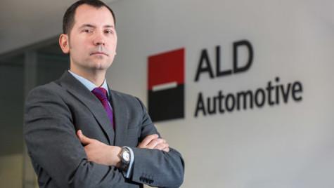 ALD Automotive îl numeşte pe Cătălin Olteanu în funcţia de director comercial