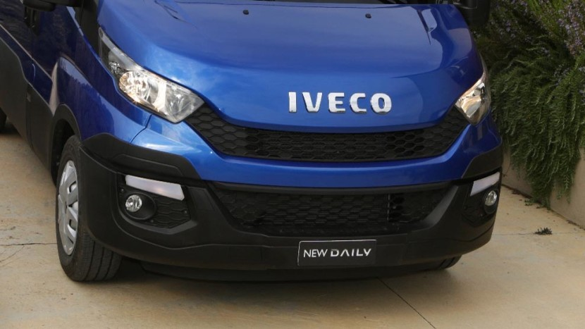 Iveco New Daily hi-matic 8 - floteauto 0