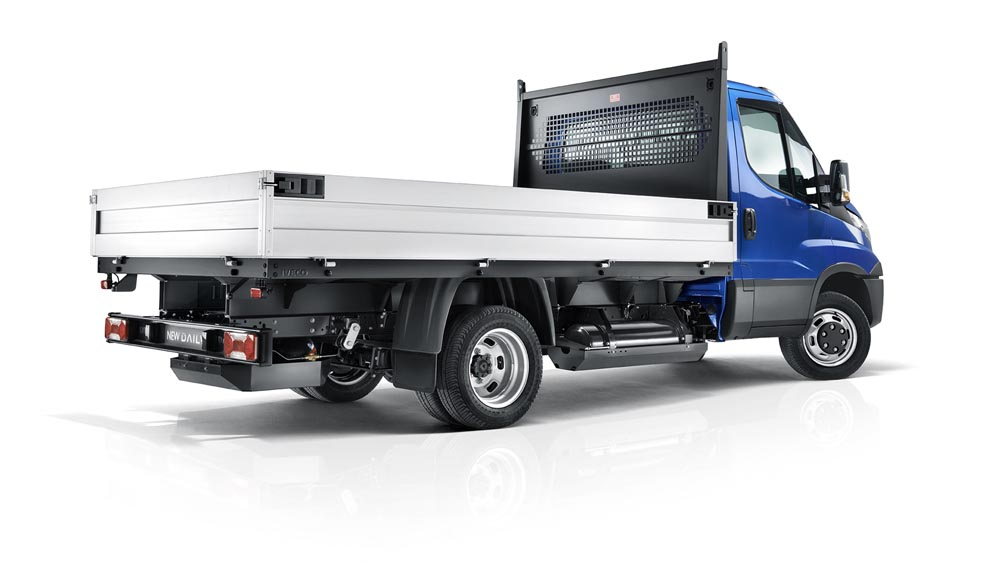 Iveco New Daily hi-matic 8 - floteauto 2