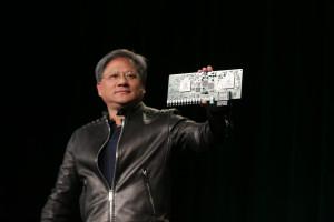 Jen-Hsun Huang, CEO și co-fondator NVIDIA