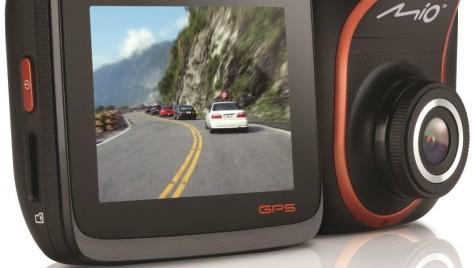 Mio MiVue 588, o nouă cameră video pentru șoferi