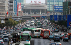 Bucureşti, în Top 10 oraşe cu cel mai aglomerat trafic din lume