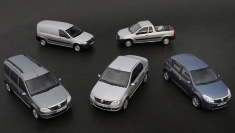 Dacia a intrat pe piaţa din Israel