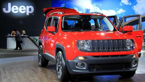 Jeep şi-a atins obiectivul de a vinde un milion de vehicule în 2014