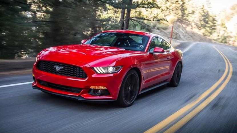 noul ford mustang pret romania - floteauto 0