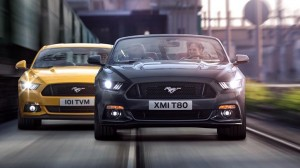 noul ford mustang pret romania - floteauto 1