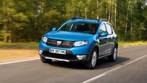 Vânzările Dacia în 2014 au depășit 500.000 de exemplare