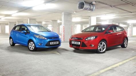 Ford în 2014: dublarea vânzărilor și locul al treilea pe piața din România