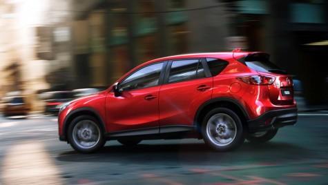 Mazda a înregistrat în 2014 o creştere cu 33% a vânzărilor în România