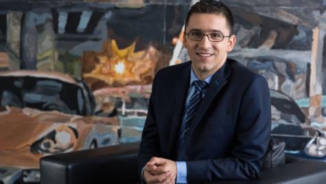 Porsche Finance Group are un nou Chief Financial Officer