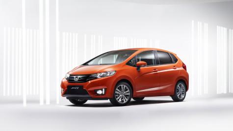 Noua Honda Jazz aterizează în Europa cu ocazia Salonului Auto Geneva 2015