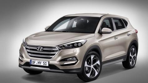 Hyundai Tucson, o nouă generație în premieră la Geneva 2015