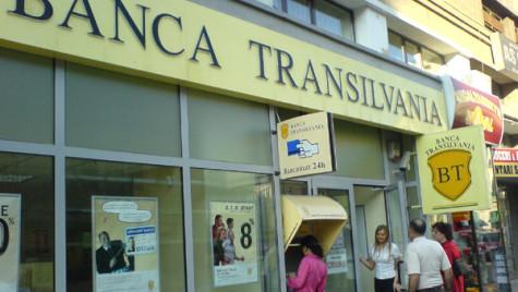 Banca Transilvania ţinteşte creşterea creditării pentru IMM cu 8% în 2015