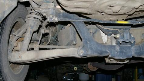 Componentele suspensiei sunt cele mai vândute piese auto din România