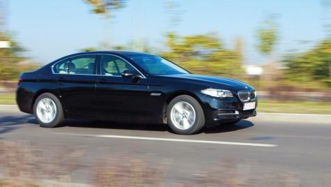 BMW 518d Autonom: am testat BMW-ul pe care nu-l poți conduce…