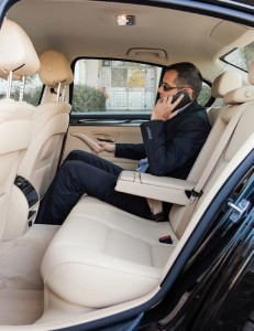 test bmw 518d autonom rent a car - floteauto 2