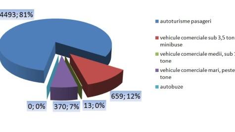 Vânzările de vehicule comerciale în ianuarie 2015