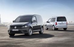A patra generație Volkswagen Caddy lansată în 2015