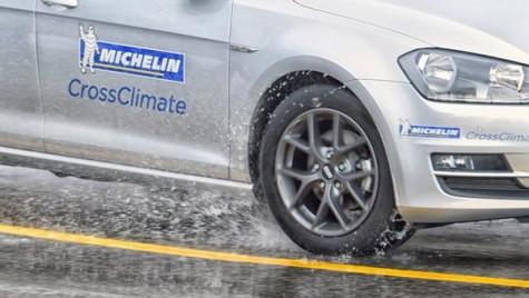 MICHELIN CrossClimate, prima anvelopă de vară omologată pentru utilizare în timpul iernii