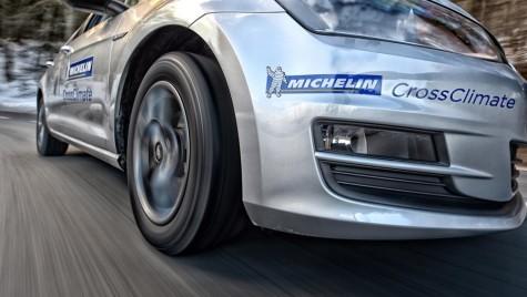 Am testat Michelin CrossClimate, anvelopa perfectă pentru vremea schimbătoare