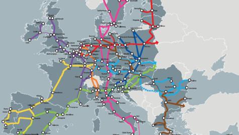 Posibilele investiţii în reţeaua de transport a României