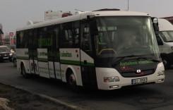 Primul autobuz electric al RATB a intrat în teste pe linia 104