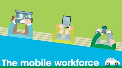 """""""Forța de muncă mobilă"""" – noul concept al următorilor ani"""