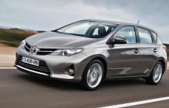 Toyota Auris – expresia competenței  în clasa compactă