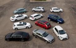 Piaţa de leasing operaţional a urcat la 56.000 de vehicule în administrare