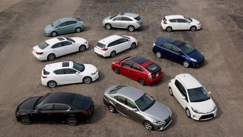 Leaseurope: Volumul finanţărilor auto prin leasing a depăşit 300 de miliarde euro