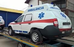 Dacia Duster Ambulanță, un nou proiect RTR și Romturingia