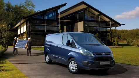 Ford Transit Custom, noul etalon în clasa utilitarelor de 1 tonă