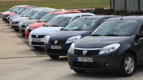 Topul vânzărilor de autovehicule în primele 5 luni