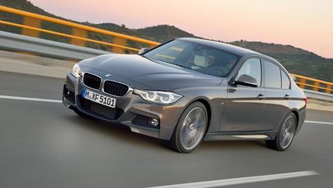 Noul BMW Seria 3 facelift marchează 40 de ani de la inaugurarea Seriei 3