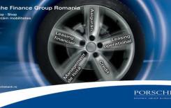 Porsche Bank Shop, prima platformă online de achiziţii auto prin finanţare din România