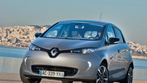 Prețul lui Renault Zoe în România: de la 16.855 euro (fără TVA)