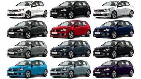 Studiu: care sunt culorile preferate de români pentru mașini? (I)