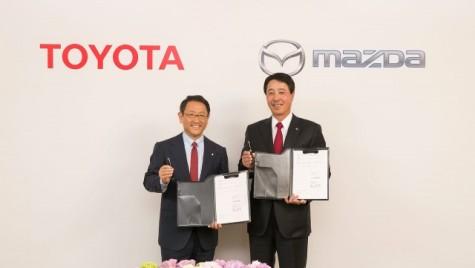 Toyota și Mazda, un parteneriat de anvergură în sectorul auto