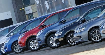 Principalele tendinţe în finanţarea auto prin leasing