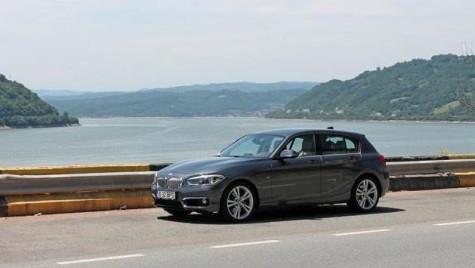 Potenţial de flotă. Test BMW 120d xDrive aut
