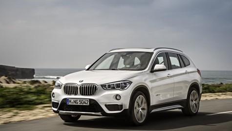 Noul BMW X1, informații cu a doua generație X1