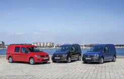 Autovehicule comerciale: Noul Volkswagen Caddy întotdeauna cea mai potrivită   alegere