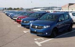 Cota de piață a Dacia în Europa a urcat la 3,1% în iunie