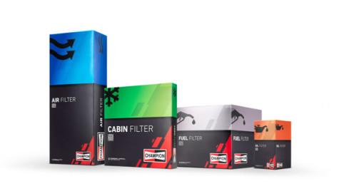 Marca Champion a Federal-Mogul îşi îmbunătăţeşte gama de filtre