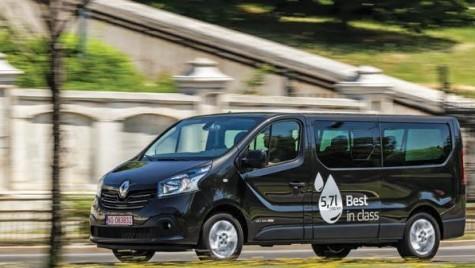 Utilitare. Test cu noul Renault Trafic (Combi şi Furgon)