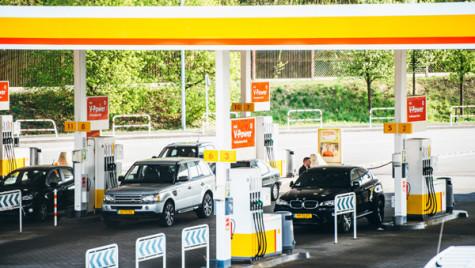 Shell va opera din nou cea mai mare benzinărie din lume