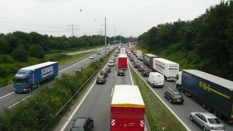 Autostrada de Centură Bucureşti. Încep exproprierile pentru construcţia Semi-inelului de nord
