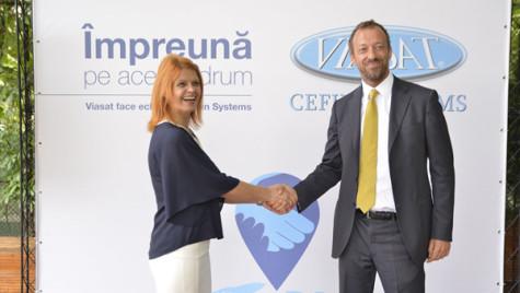 Viasat Group este noul acţionar majoritar al Cefin Systems România
