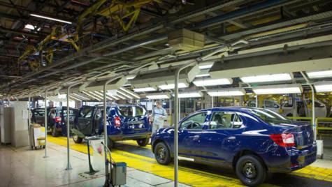 România, un producător auto de mare succes în regiunea ECE
